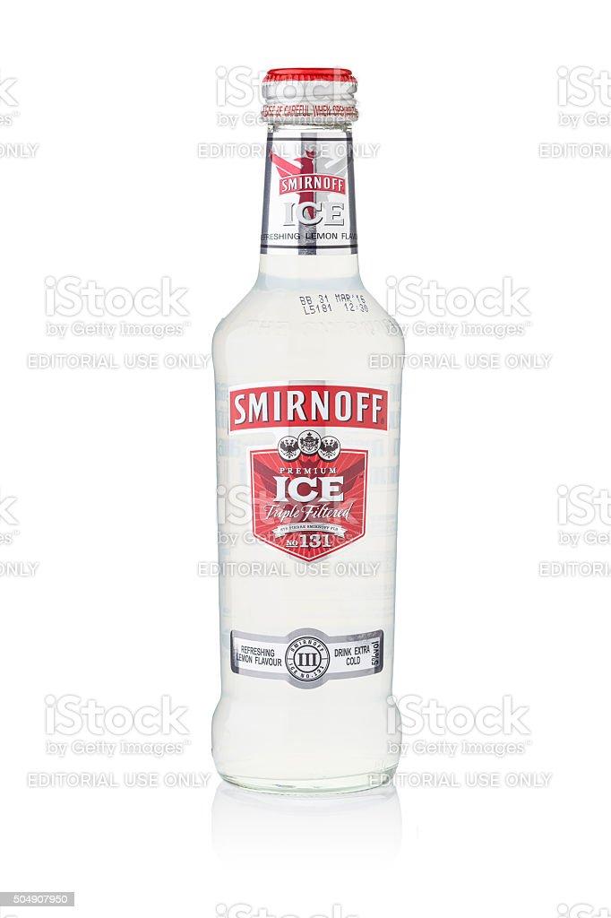 Smirnoff stock photo