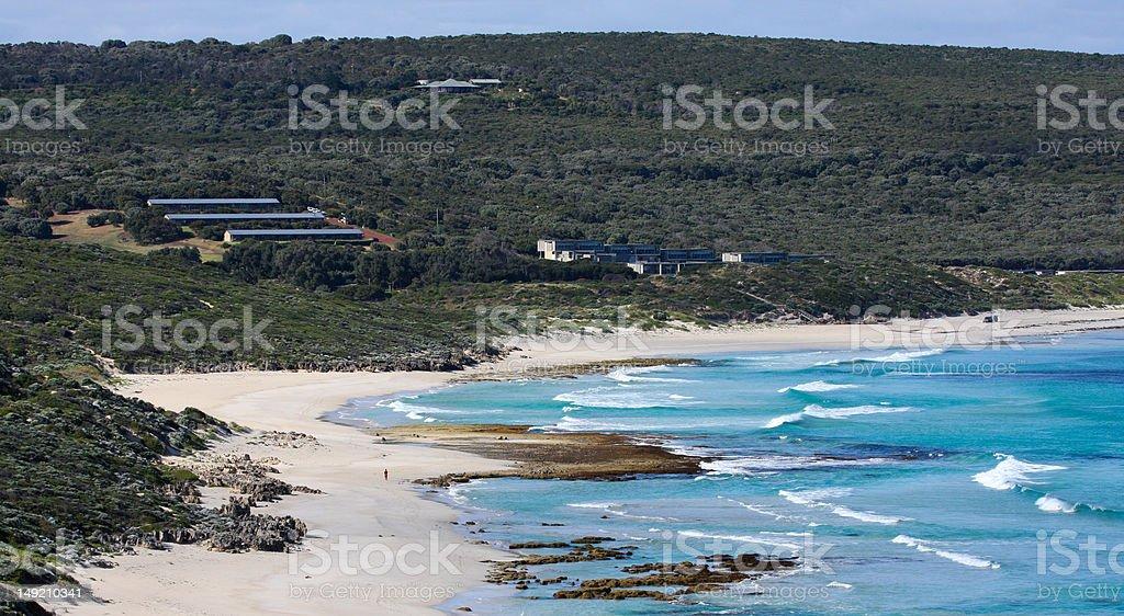 Smith Beach, Yallingup Western Australia stock photo
