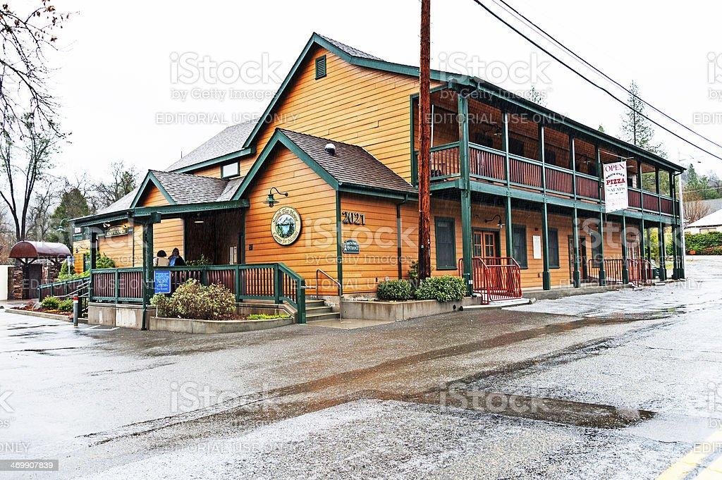 Smith Flat House stock photo