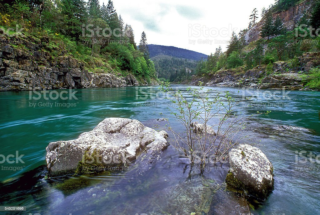 Smith River stock photo