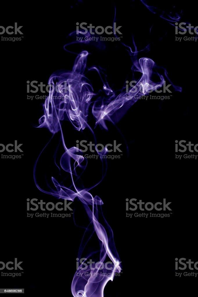 Smoke abstract photo to background. stock photo