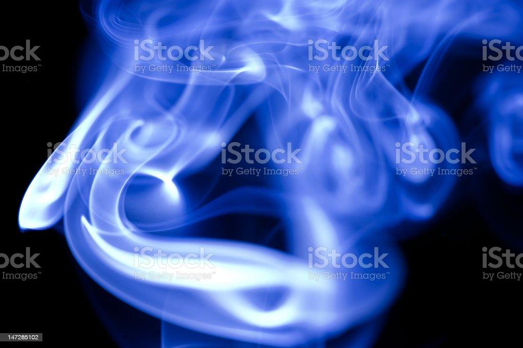 Smoke abstract royalty-free stock photo