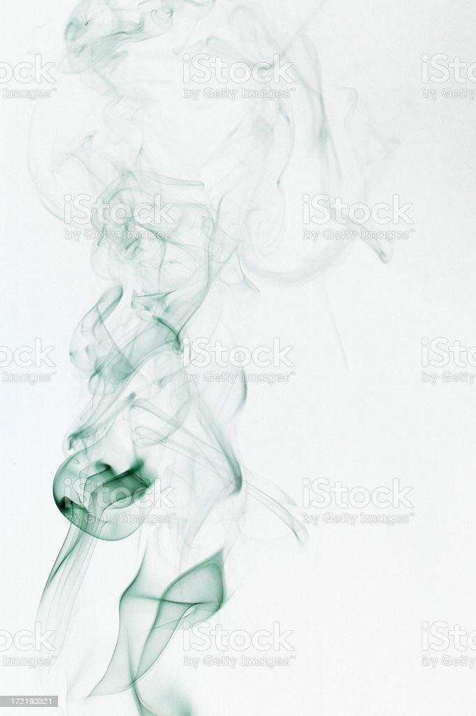 Smoke abstraction royalty-free stock photo