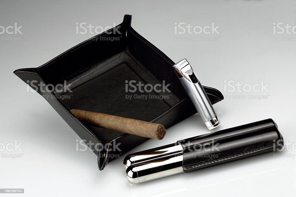 accessori fumo stock photo