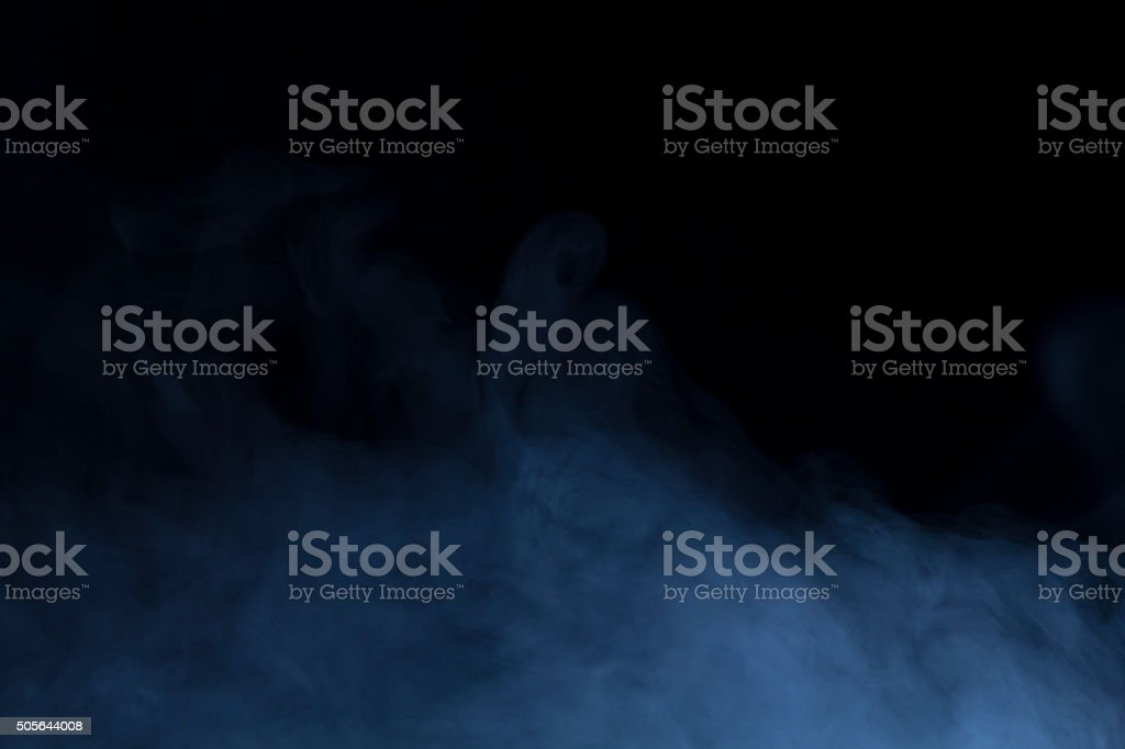 Smoke and Fog stock photo