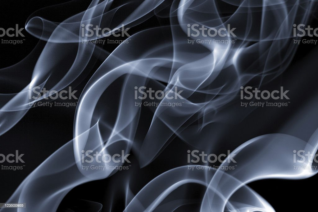 Smoke Background royalty-free stock photo