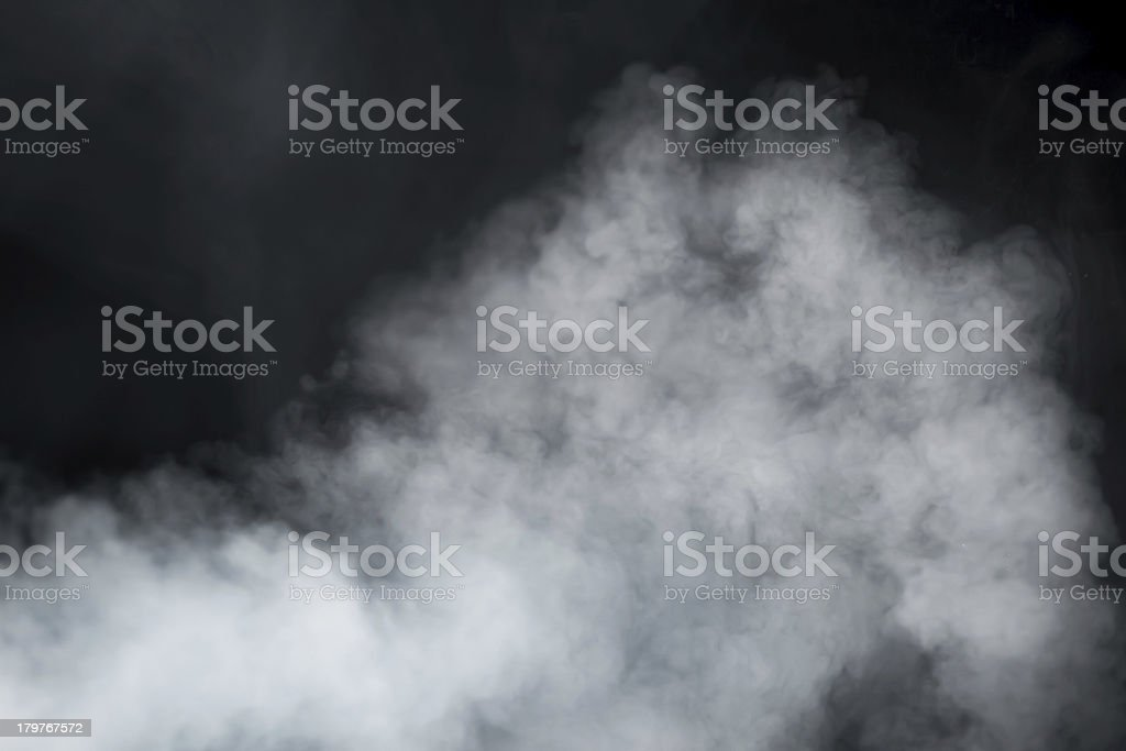 smoke background stock photo