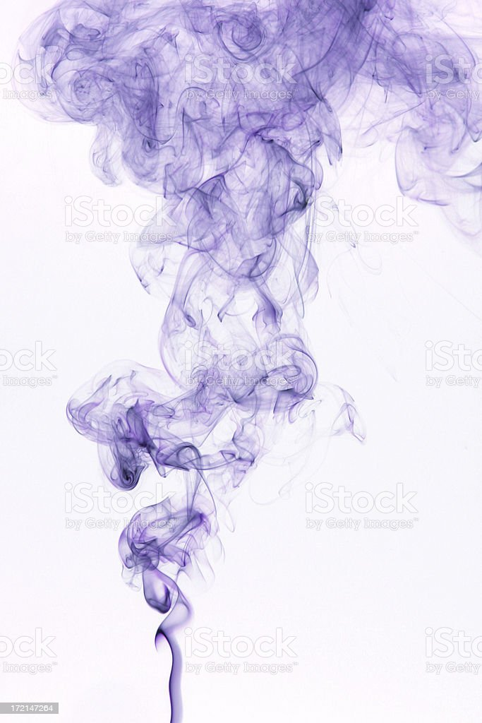 Smoke Cloud Smoking 1 royalty-free stock photo