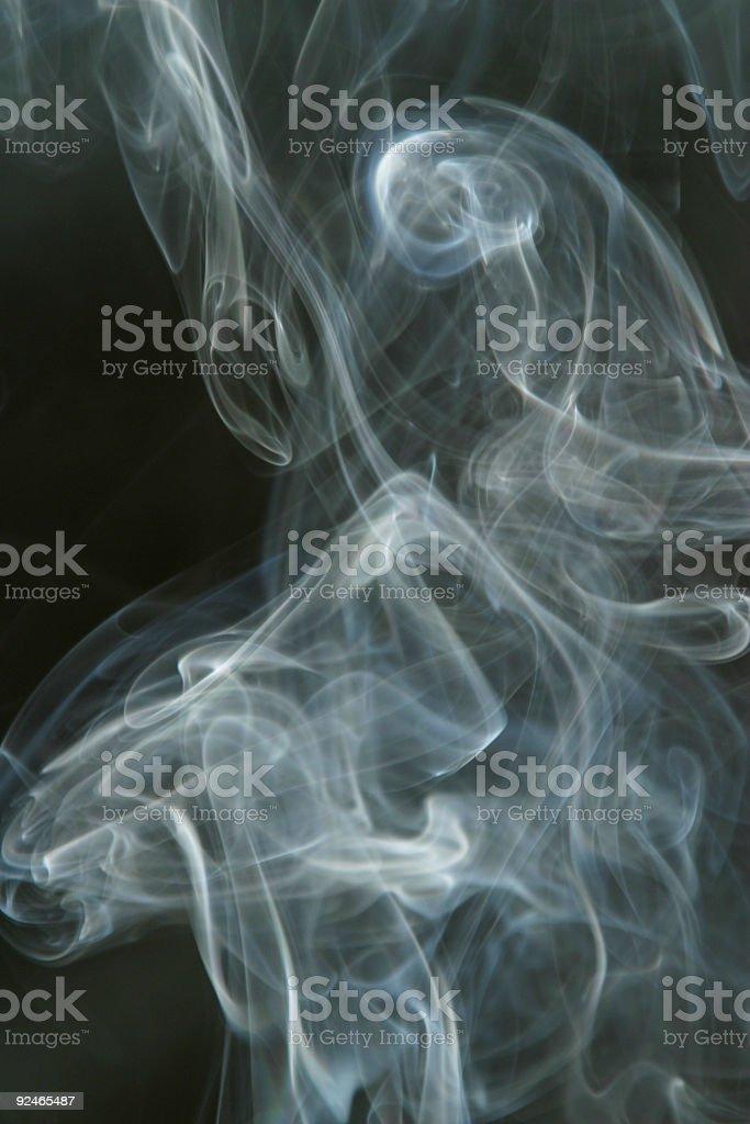 Smoke Cloud Smoking 10 stock photo