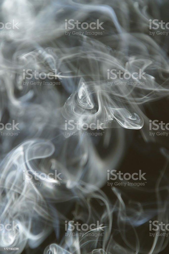Smoke Cloud Smoking 3 stock photo
