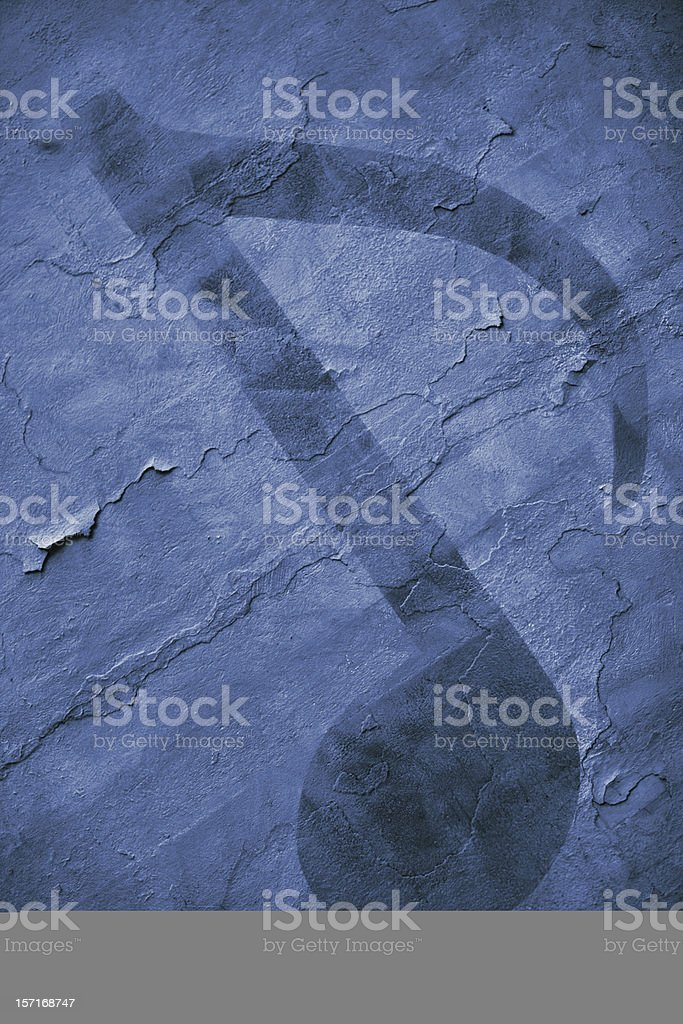 Smoke gets in your eyes... stock photo