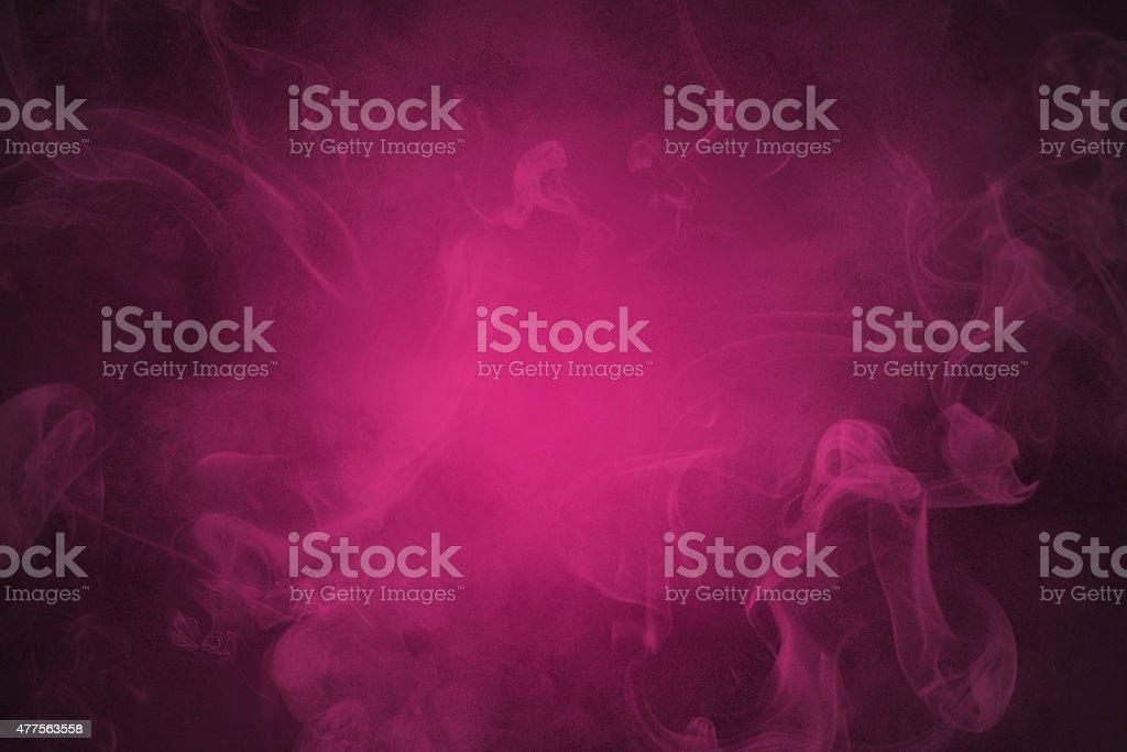 smoke pink abstract background stock photo