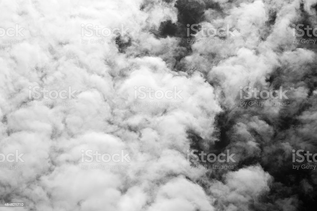 Smoke Texture stock photo