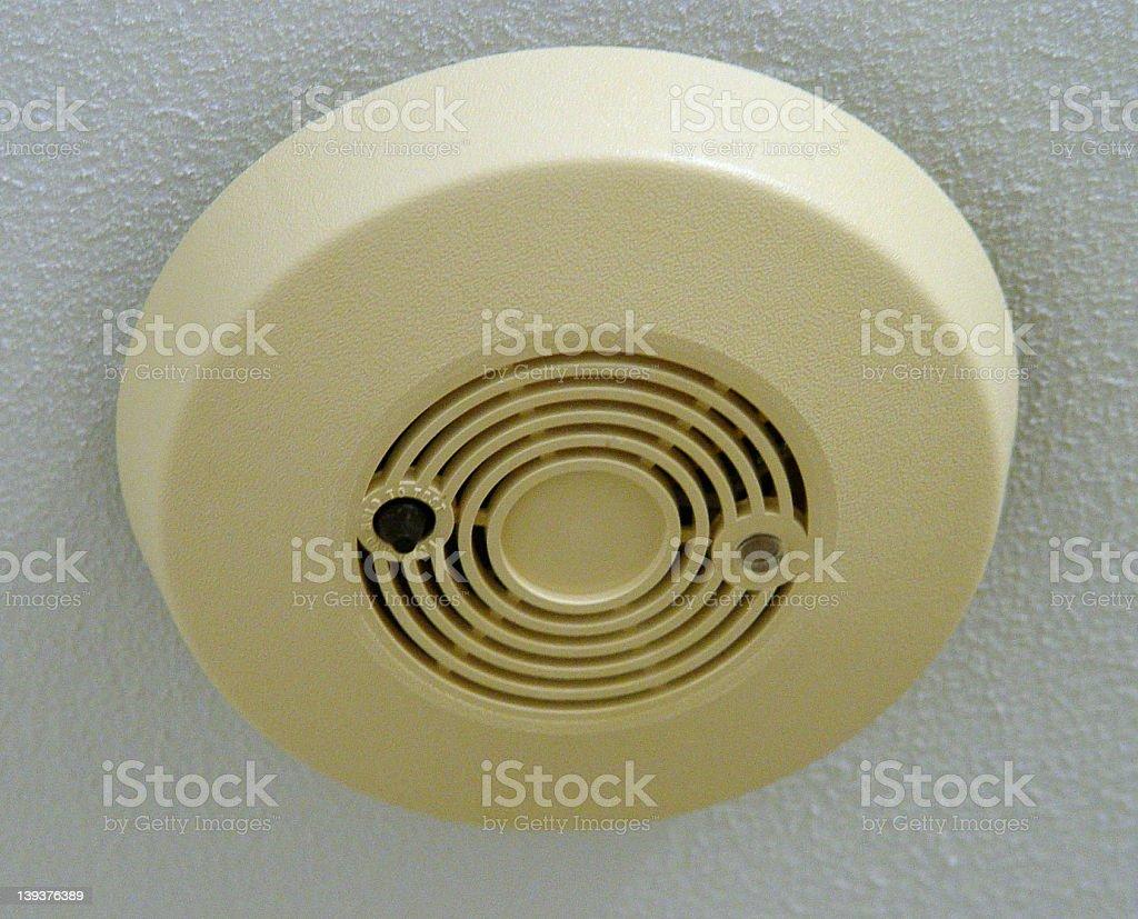 Smoke_detector royalty-free stock photo