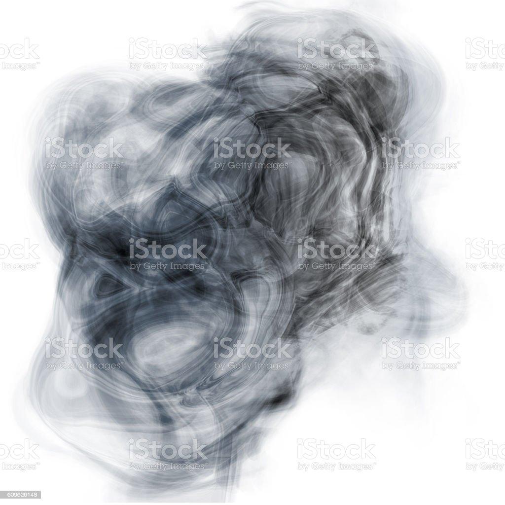 Smokes 1 stock photo