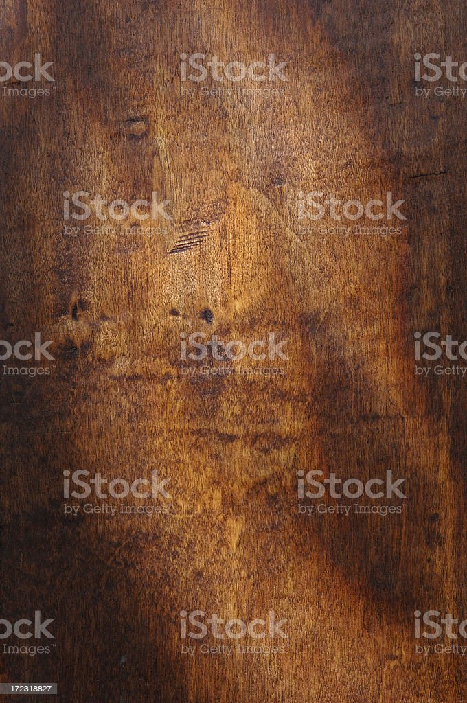 Smokey Hardwood stock photo
