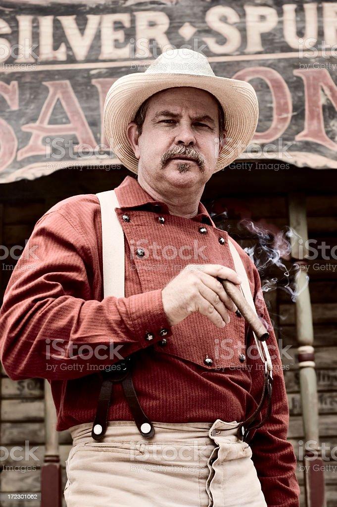 Smokey stock photo