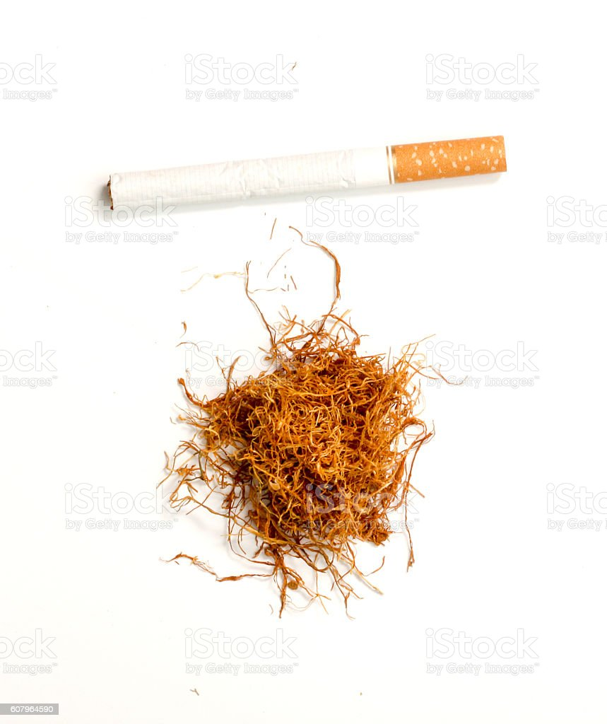 smoking issues, tobacco and nicotine addiction , health theme stock photo