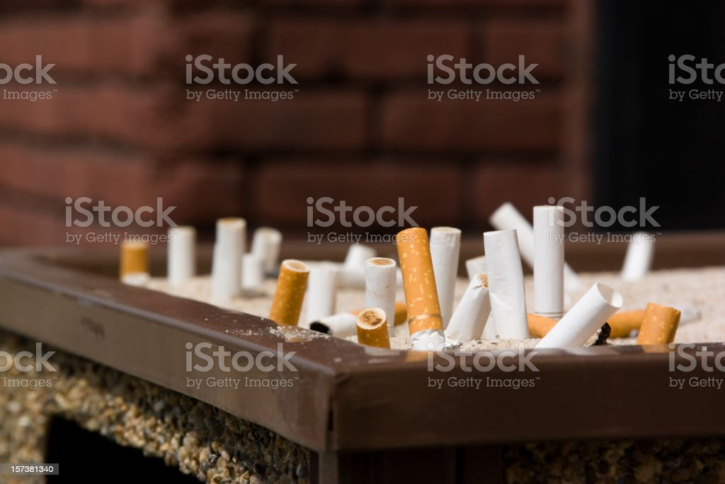 Smoking kill stock photo