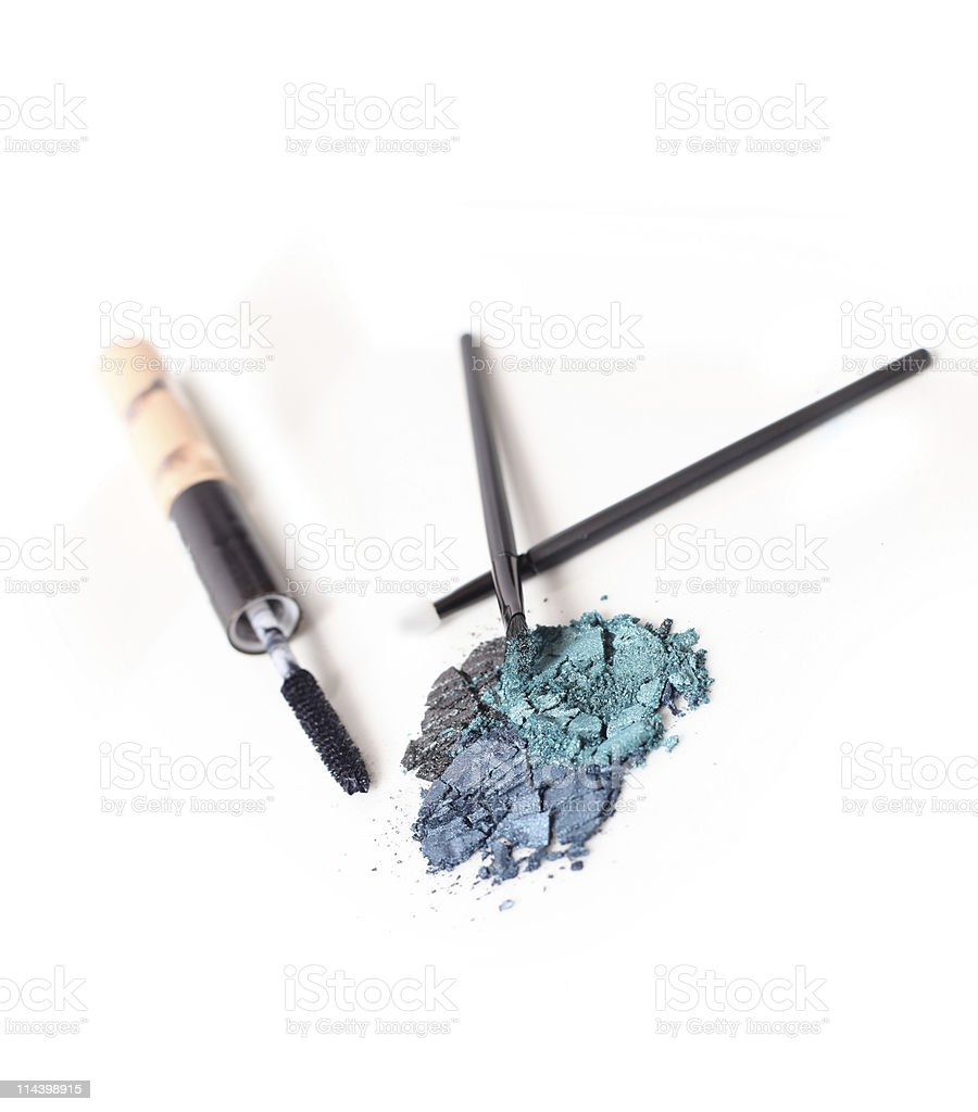 Smoky Eye Kit stock photo