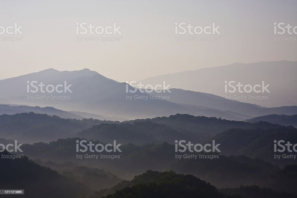smoky royalty-free stock photo
