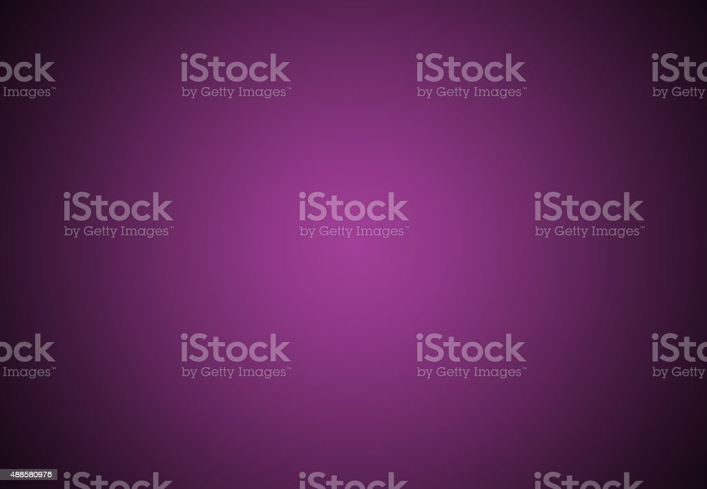 Smooth Gradient abstract purple background well using as design stock photo