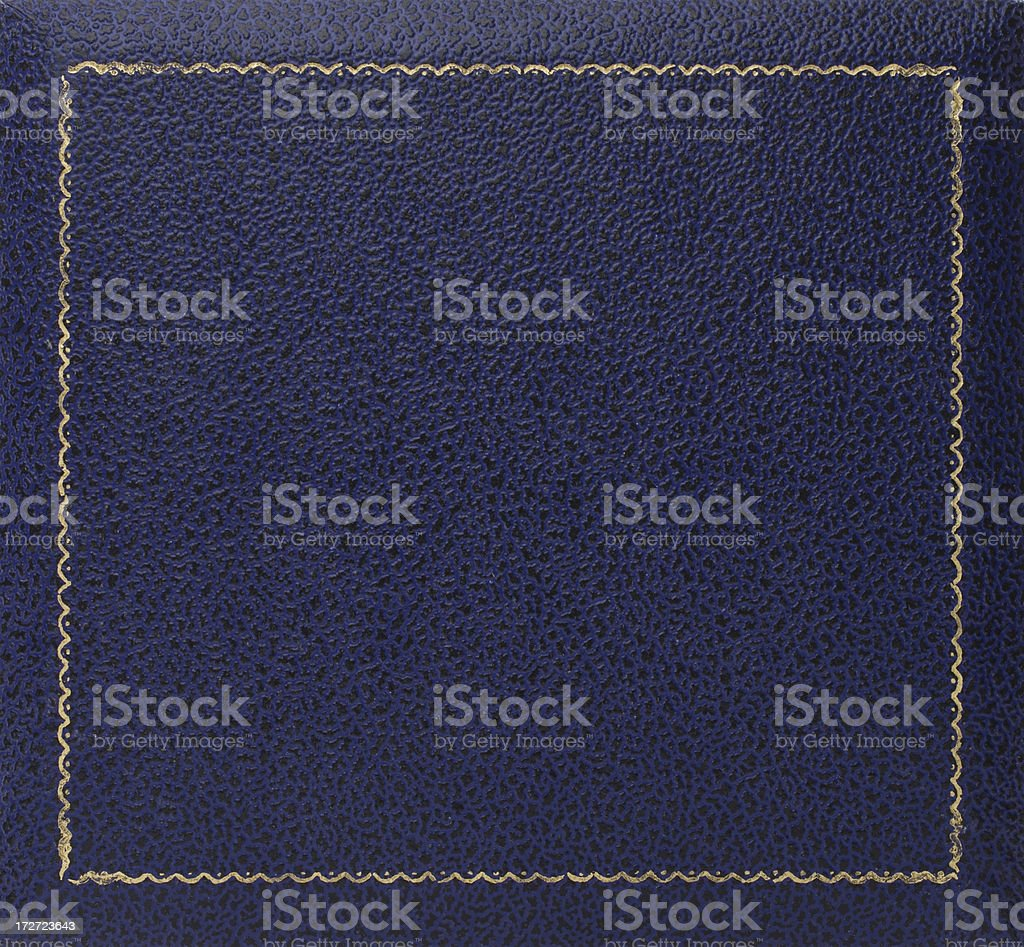 Smooth leather stock photo