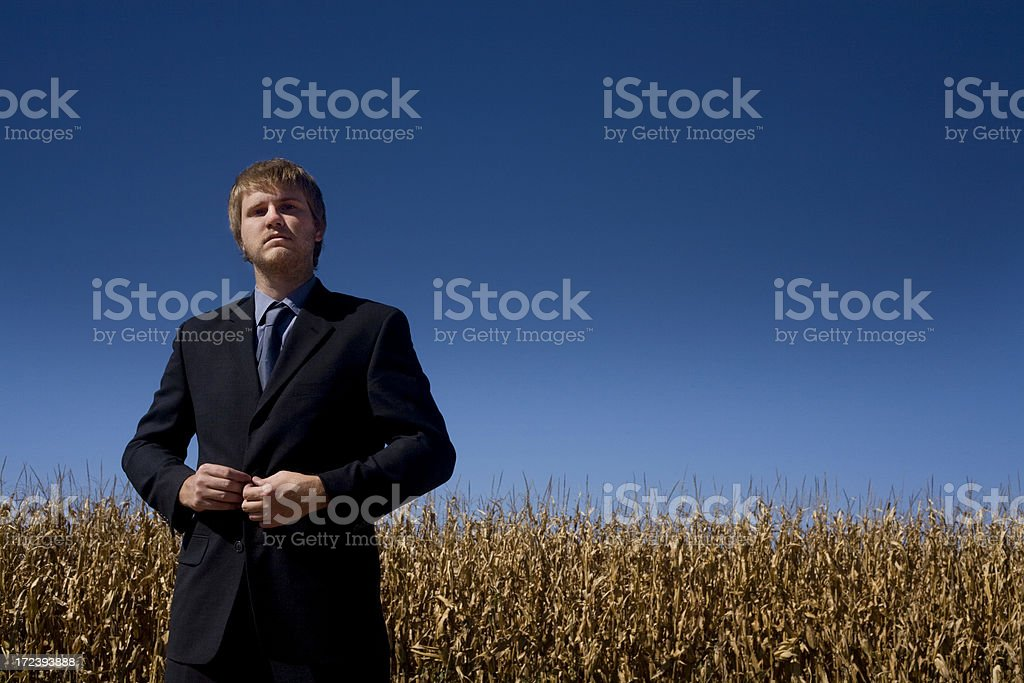 suave royalty-free stock photo