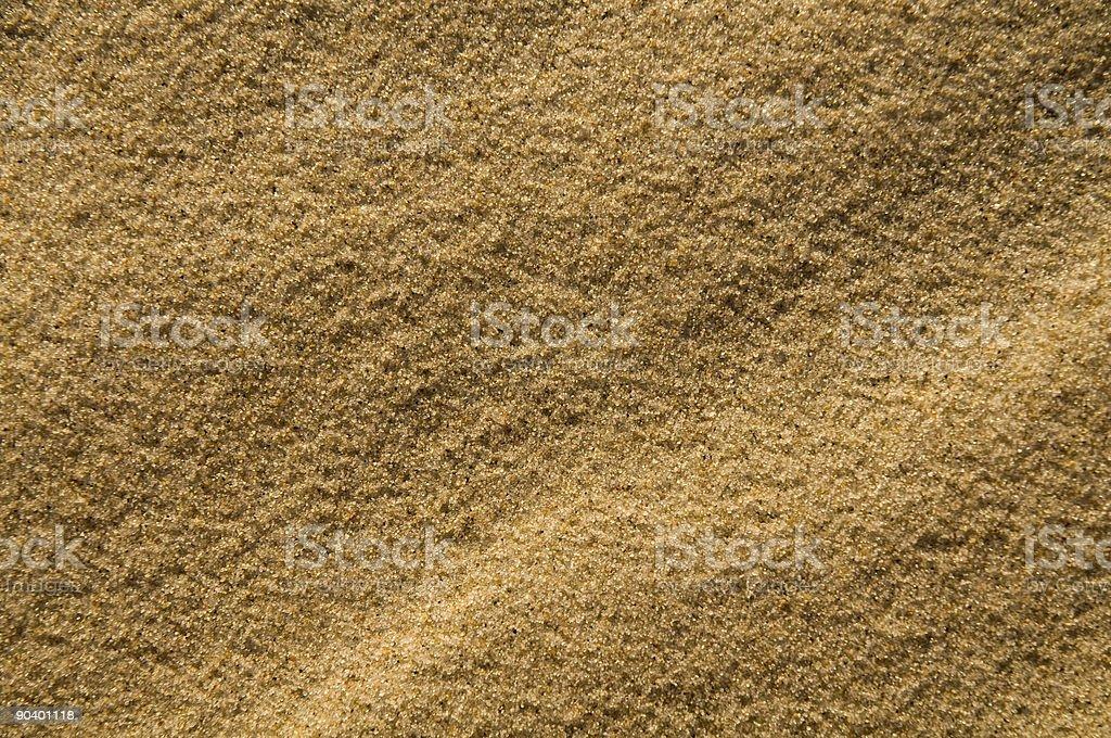 Гладкая песок Стоковые фото Стоковая фотография