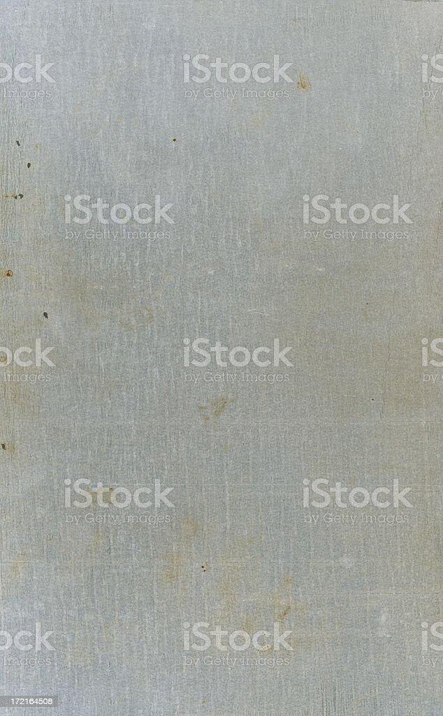 Smooth Sheet Metal stock photo