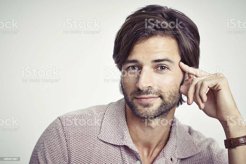Smooth style royalty-free stock photo