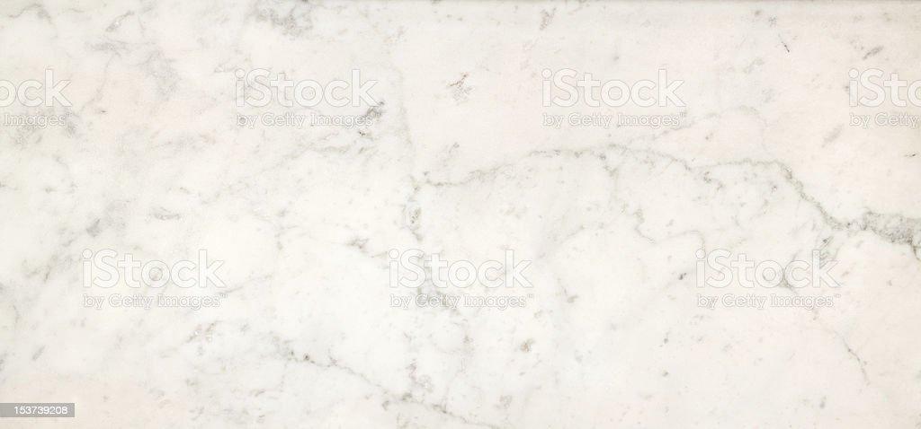 smooth white marble texture XXXL royalty-free stock photo