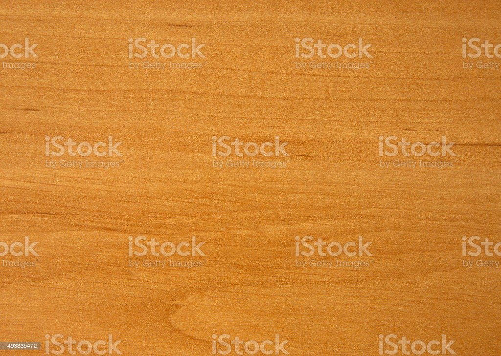 Smooth wooden plate with alder, with visible grain.Horizontal stock photo