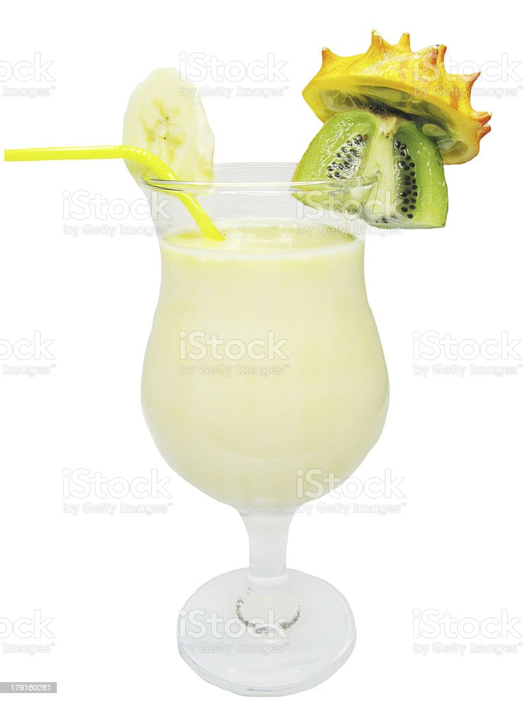 smoothie fruit cocktail drink stock photo