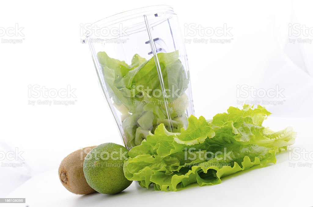 Smoothie maker royalty-free stock photo