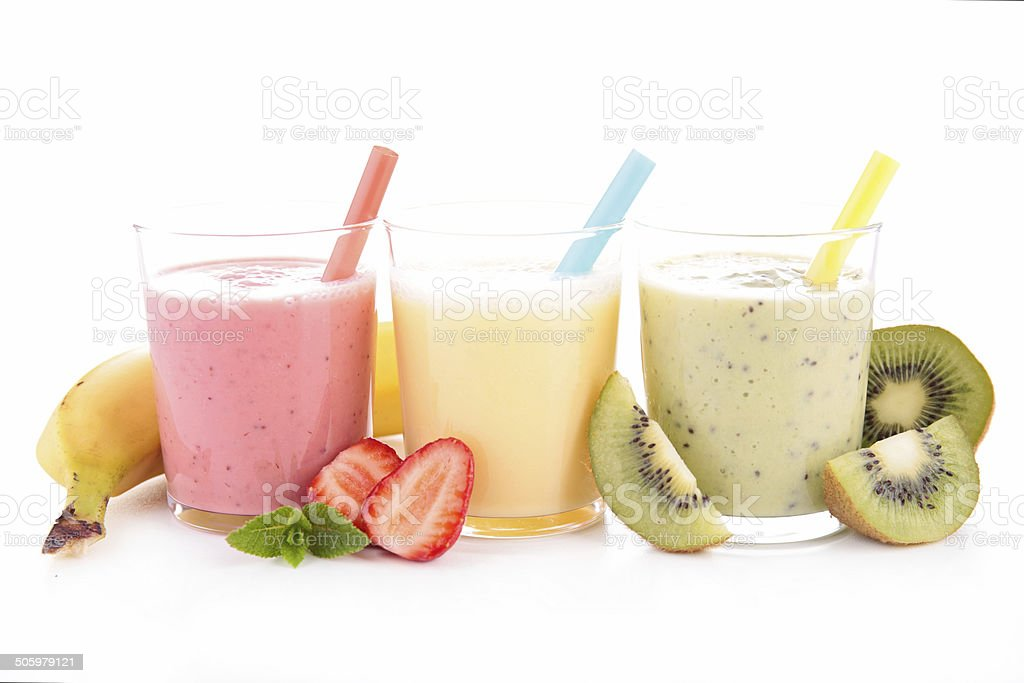smoothie stock photo