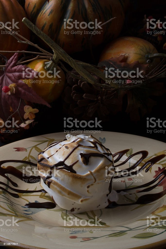 Smore Cake royalty-free stock photo