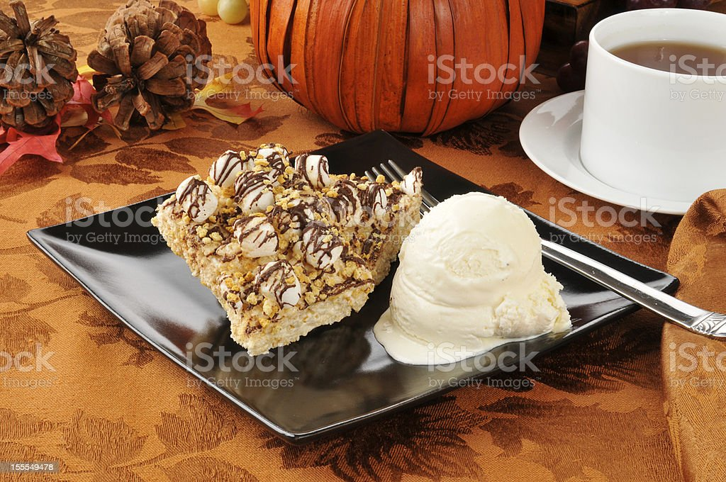 Smores royalty-free stock photo