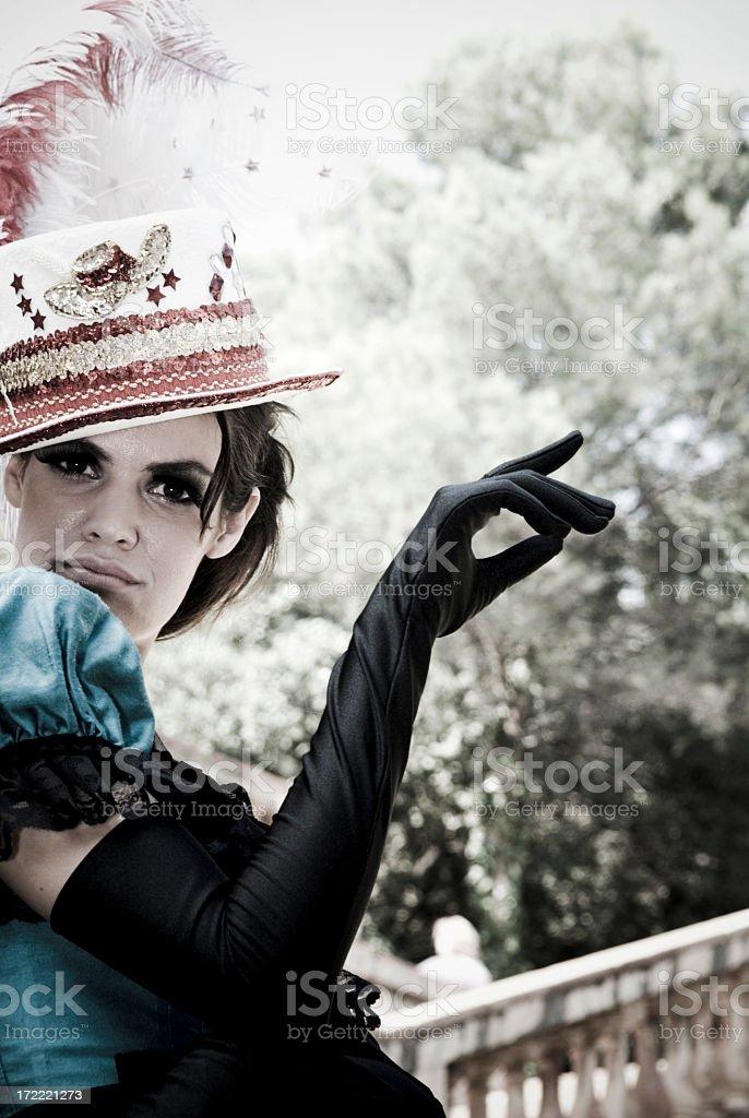 smug royalty-free stock photo
