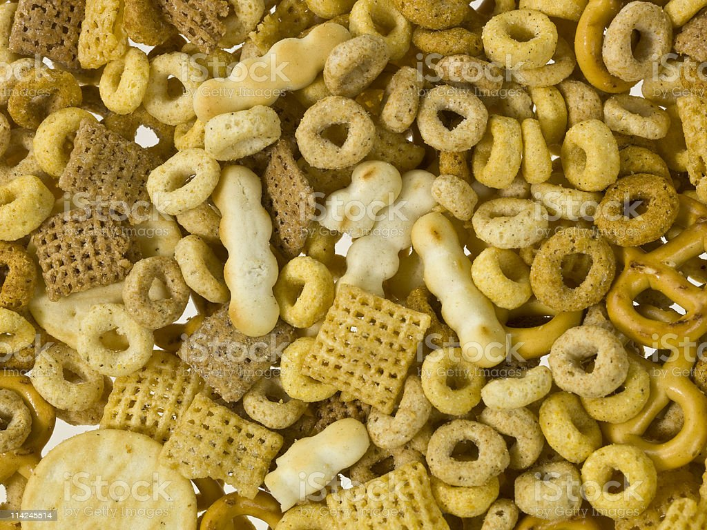 snack mix background royalty-free stock photo