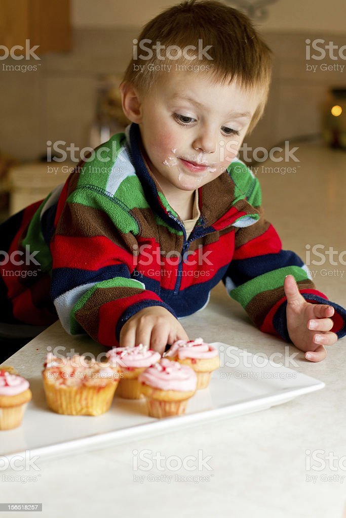 Snack Time royalty-free stock photo