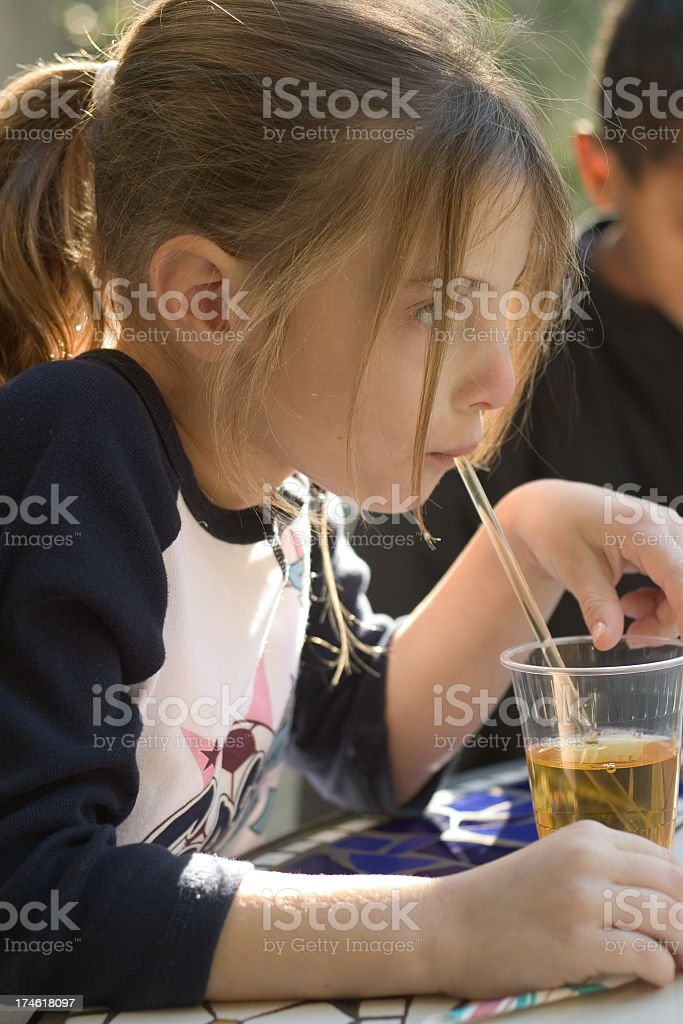 Snacktime royalty-free stock photo