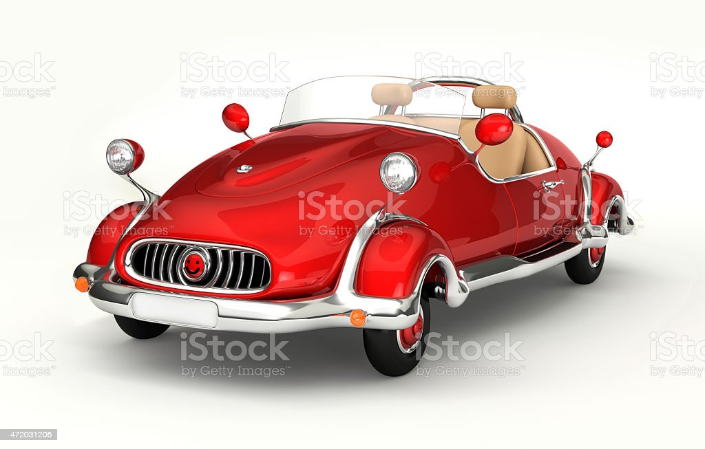 Snail Car royalty-free stock photo