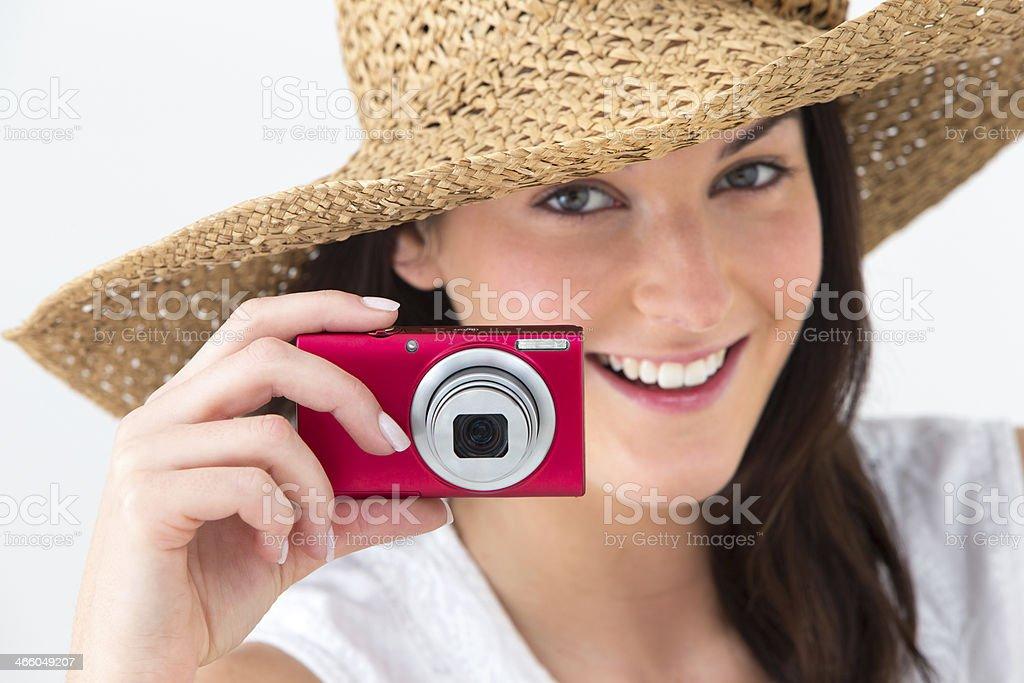 Snap Happy stock photo