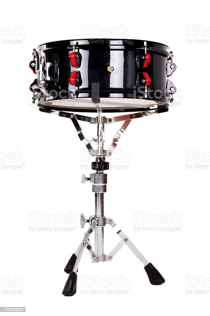 Snare Drum on stock photo