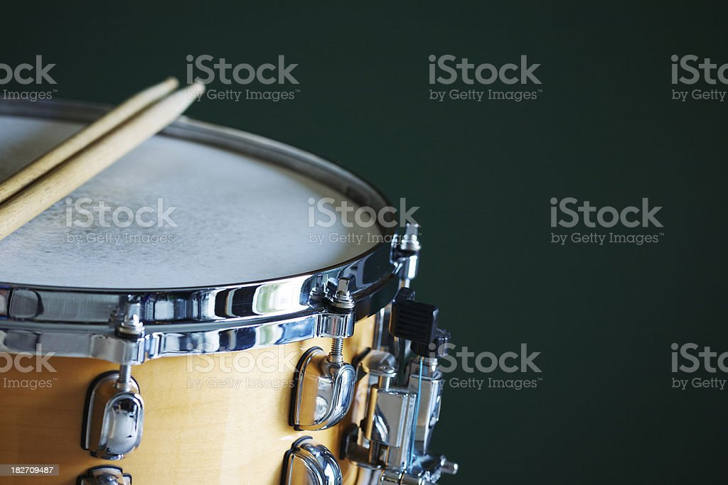 Snare Drum stock photo