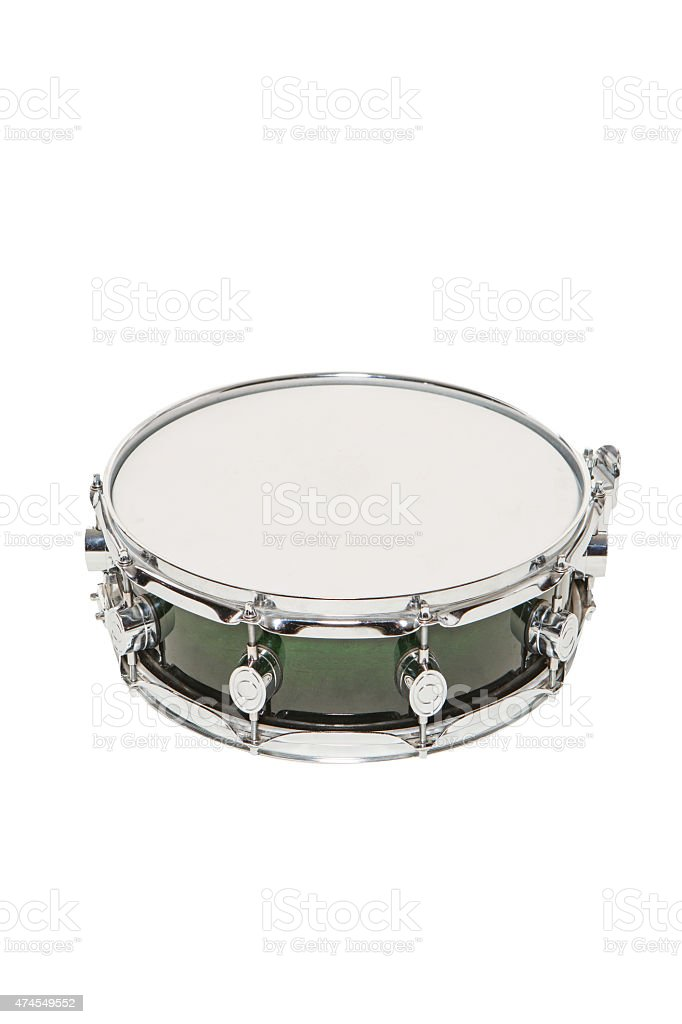 Snare-drum stock photo