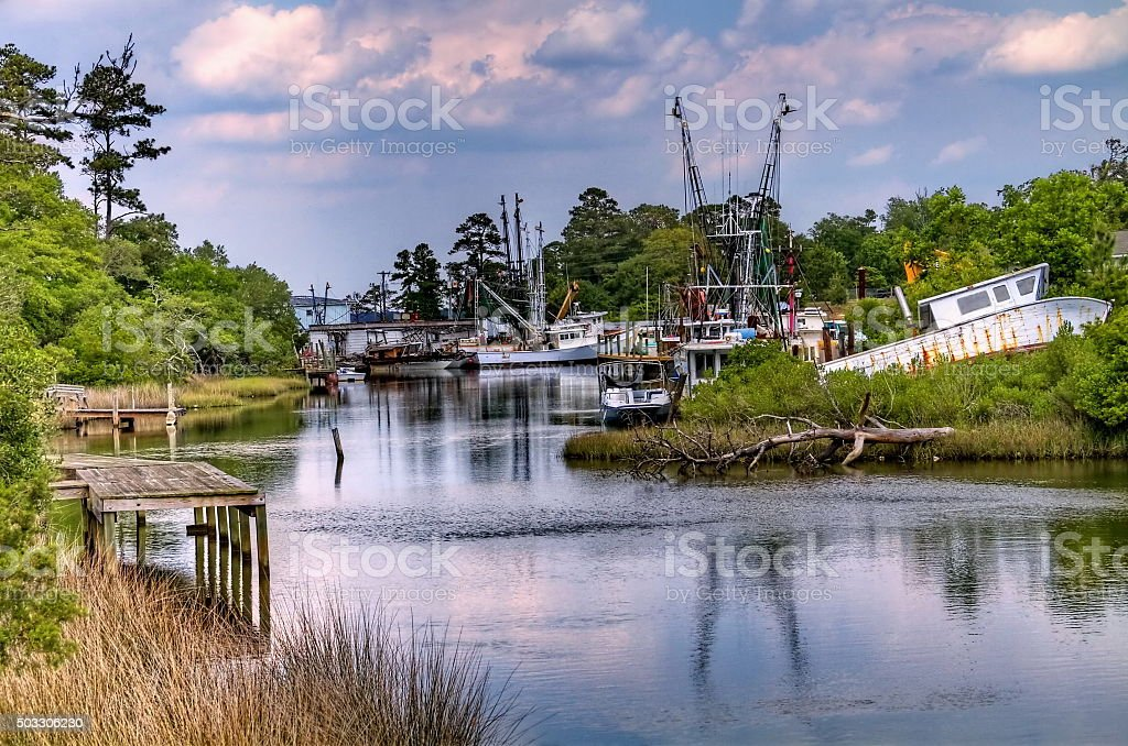 Sneads Ferry stock photo