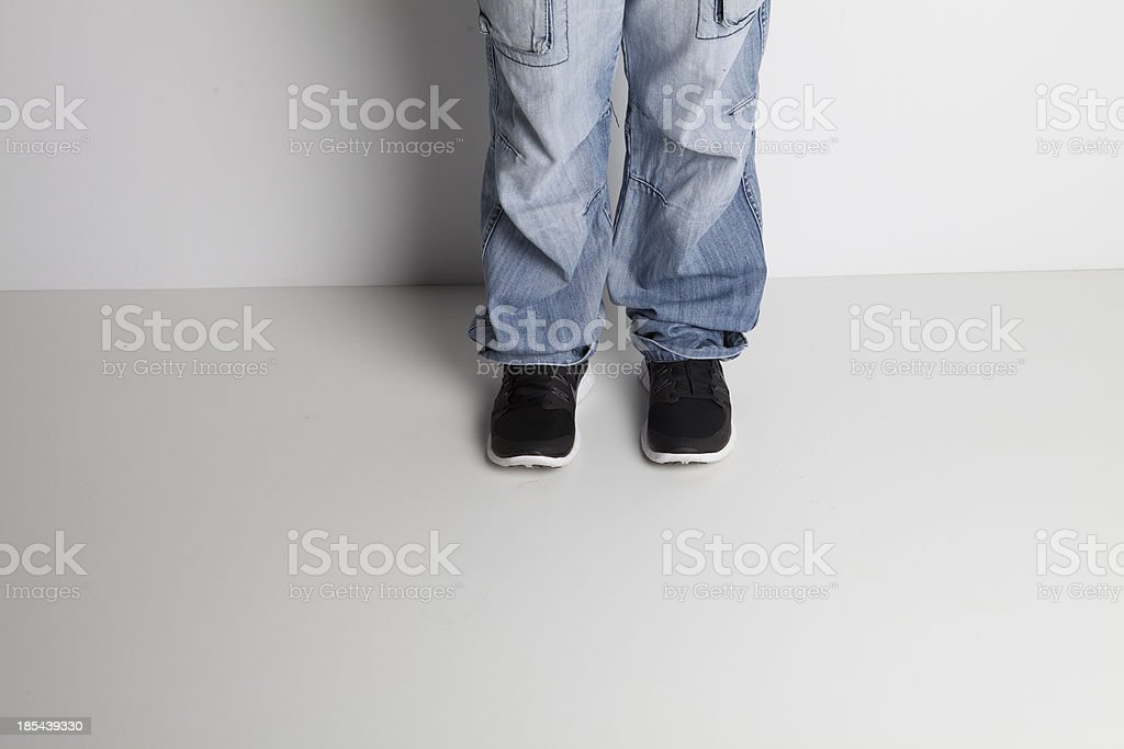 Sneaker , Casual clothing royalty-free stock photo