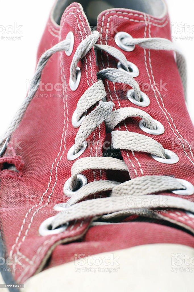 Sneaker royalty-free stock photo
